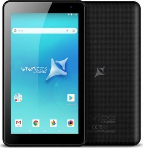 "Tablet AllView Viva C703 7"" 8 GB Czarny  (Viva C703 Black) 1"