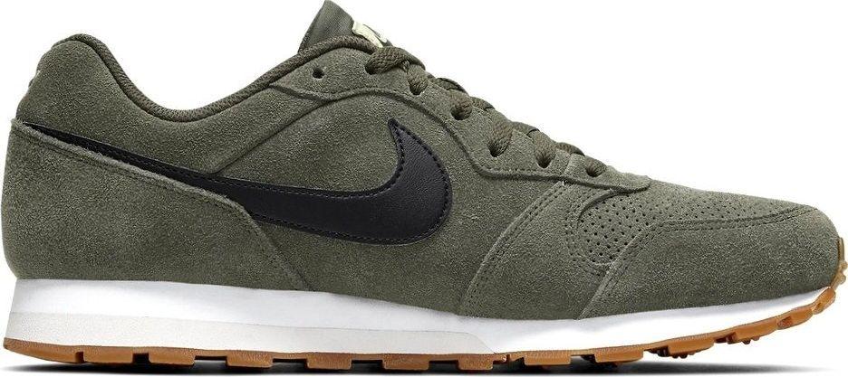 Dar Lionel Green Street materno  Nike Buty męskie MD RUNNER 2 SUEDE zielone r. 44 (AQ9211 300) w  Sklep-presto.pl