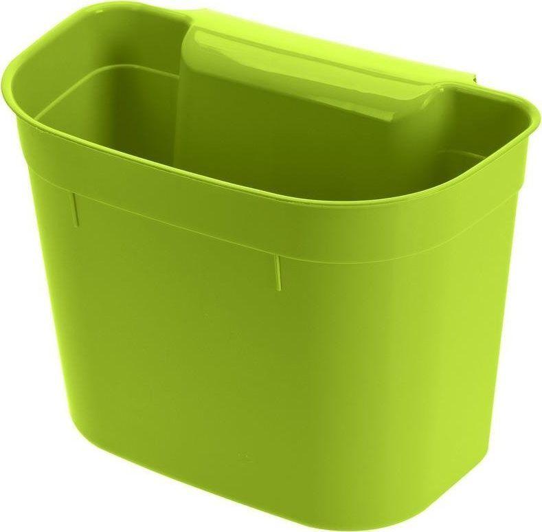 Kosz na śmieci Excellent Housewares zielony (179650640-biały) 1