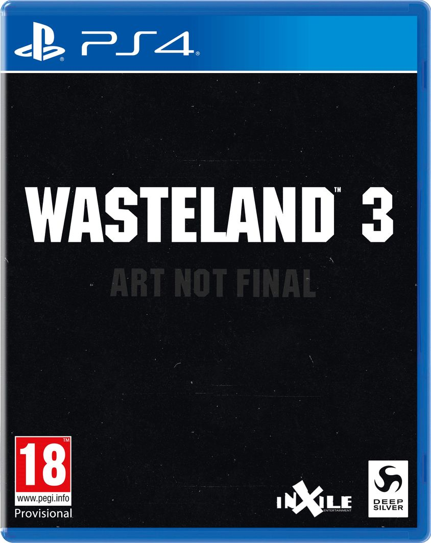Wasteland 3 Day One Edition Pl PS4 1