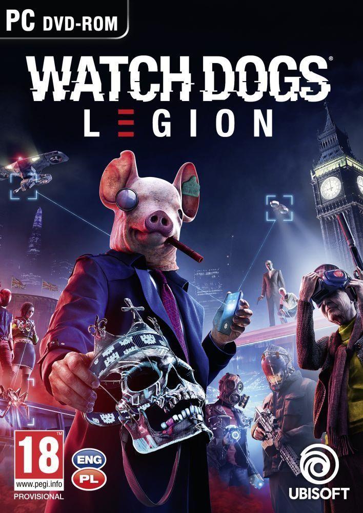 Watch Dogs Legion + DLC PC 1