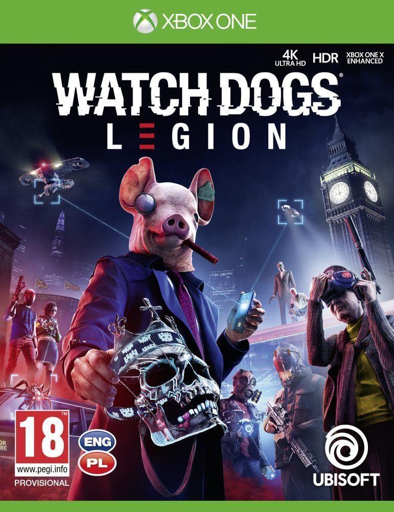 Watch Dogs Legion Xbox One 1