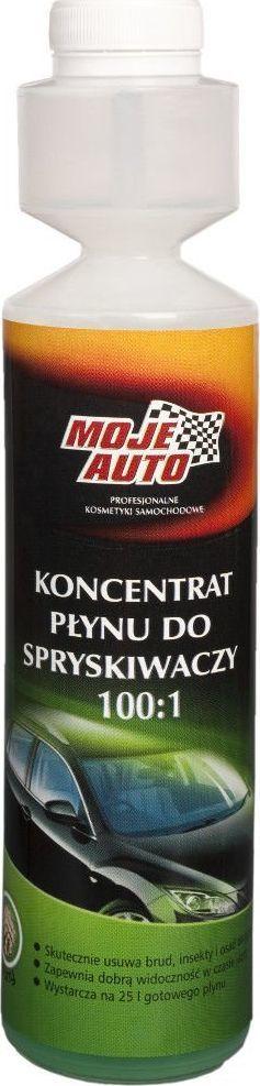 Moje Auto Moje Auto letni koncentrat do spryskiwaczy 100:1 leśny 250ml uniwersalny 1