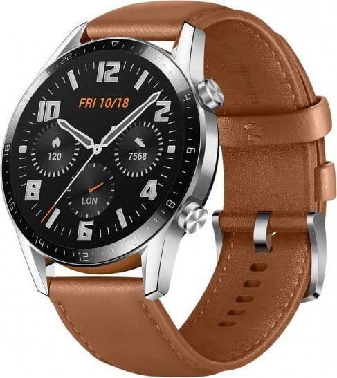 Smartwatch Huawei Watch GT 2 46mm Brązowy 1