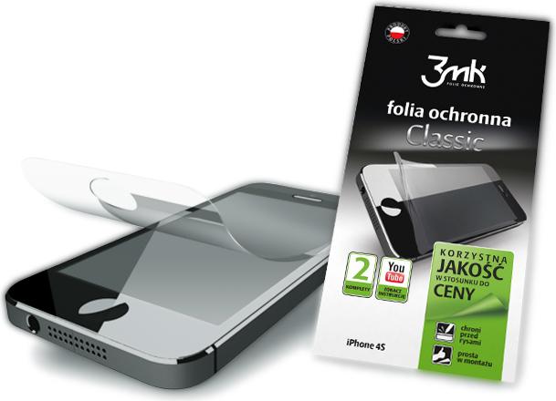 3MK Classic do Sony XPERIA Z1 Przód i Tył (2 zestawy) (F3MK_CLASSIC_XPERIAZ1 PiT) 1