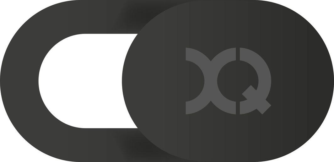 Xqisit XQISIT Sliding Webcam Cover black 1