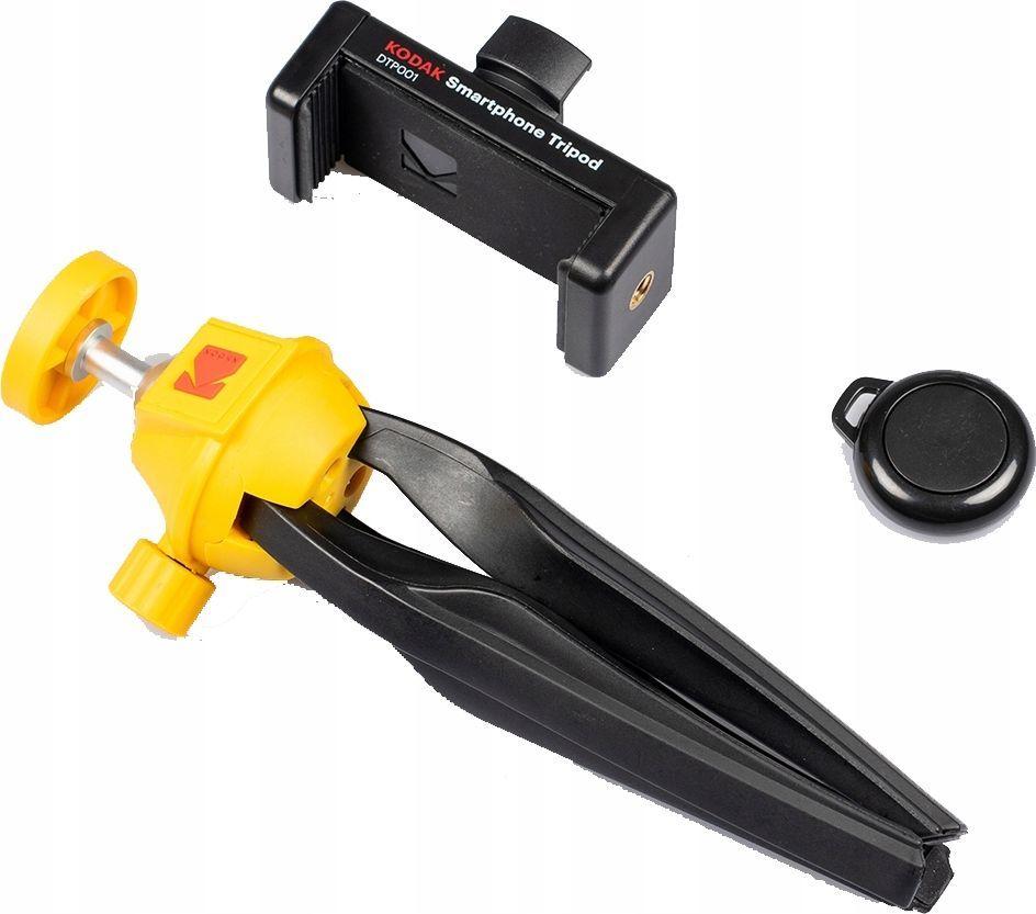 Selfie stick Kodak Do Aparatu Telefonu + Pilot Bluetooth + Uchwyt (KTPOO1) 1