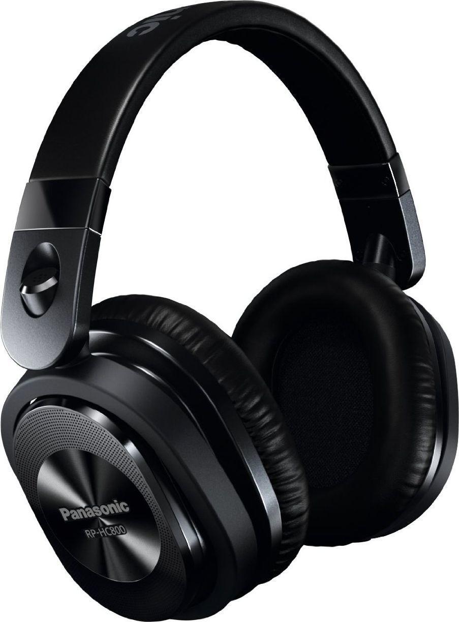 Słuchawki Panasonic RP-HC800E-K 1