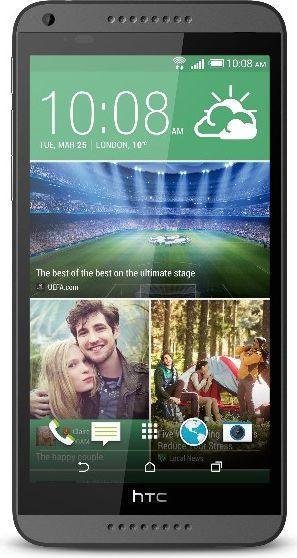 Smartfon HTC Desire 816 8 GB Szary  (DESIRE 816 GREY D816N) 1