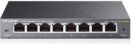Switch TP-Link TL-SG108E 1