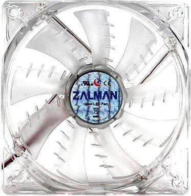 Wentylator Zalman F3 Shark Fin LED (ZM-F3 LED(SF)) 1