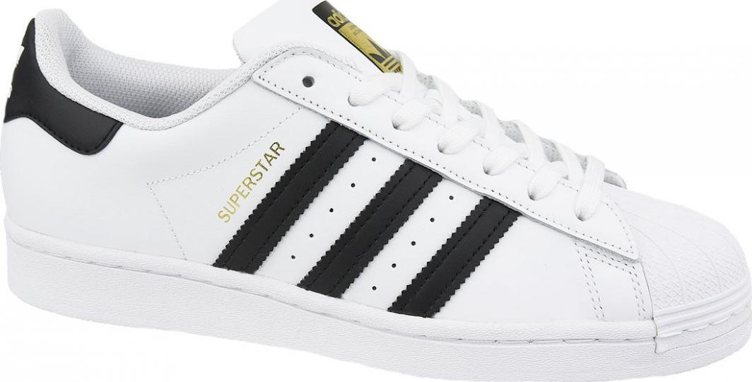 Buty adidas superstar białe ze złotymi paskami rozmiar 36 2