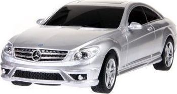 Rastar Mercedes-Benz CL63 AMG 1:24 RTR srebrny 1