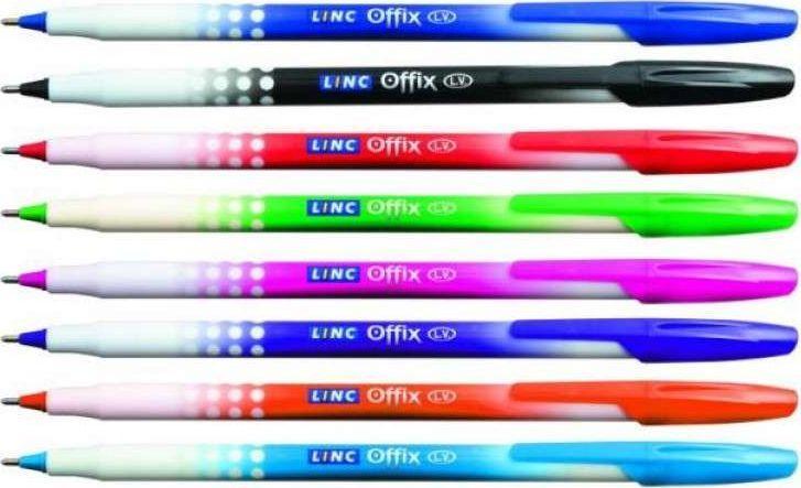 Linc Długopis Offix Fioletowy (LINBP-D1500FWVL) 1