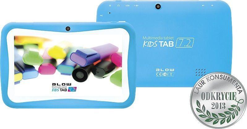 """Tablet Blow KidsTab 7"""" 8 GB Niebieski  (79-005#) 1"""
