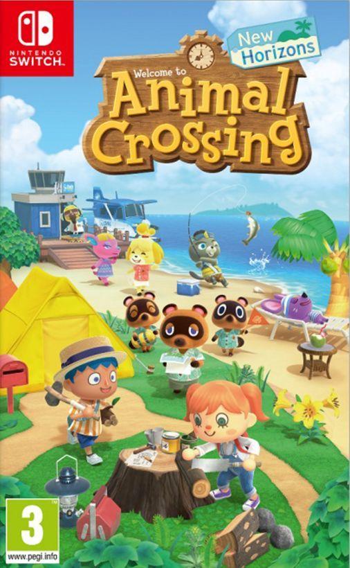 Animal Crossing: New Horizons Nintendo Switch 1