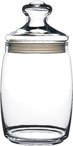 Pasabahce Słoik z Pokrywką 0,94L Szklany Pojemnik na Żywność 1