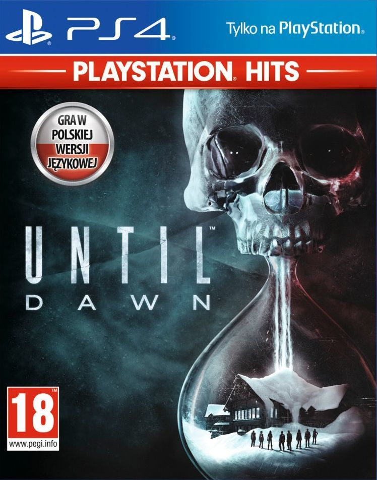 Until Dawn PL HITS! PS4 1