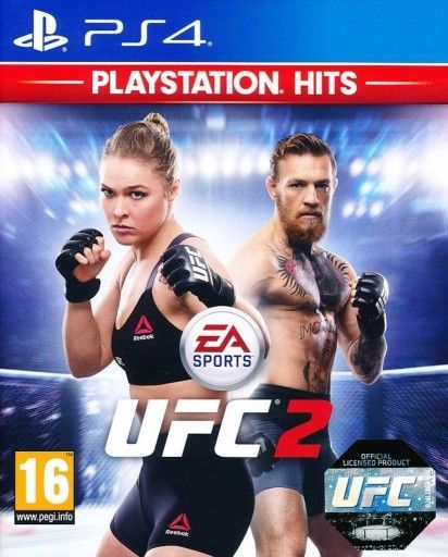 UFC 2 PS4 1