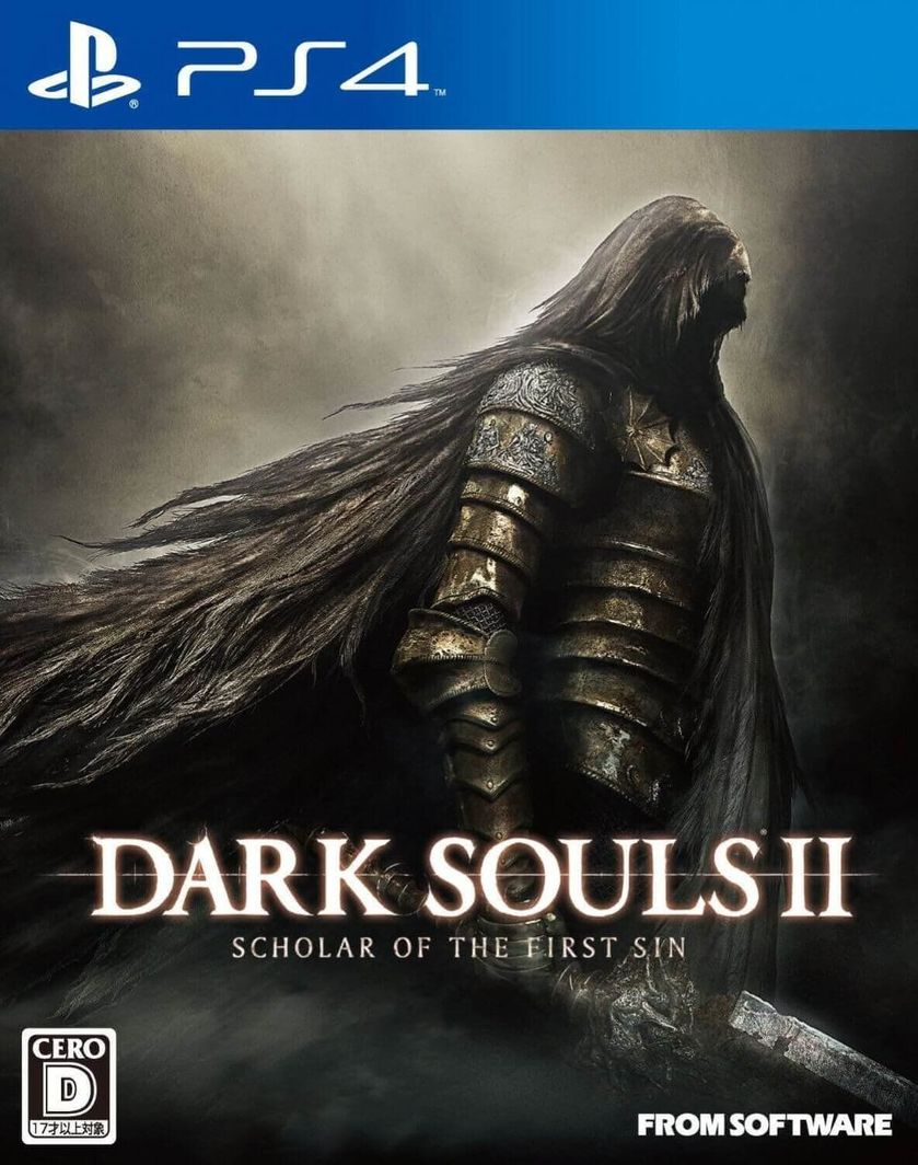 Dark Souls II Scholar of The First Sin PL/ENG PS4 1