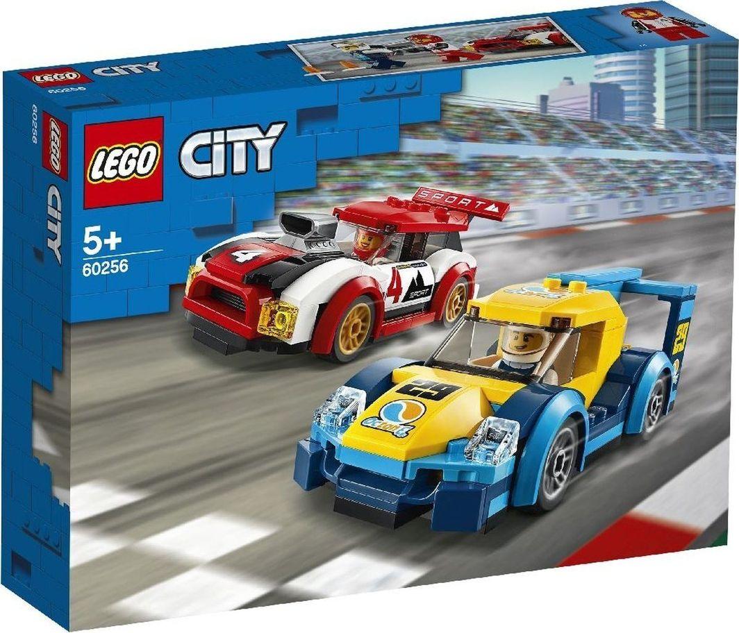 LEGO City Samochody wyścigowe (60256) 1