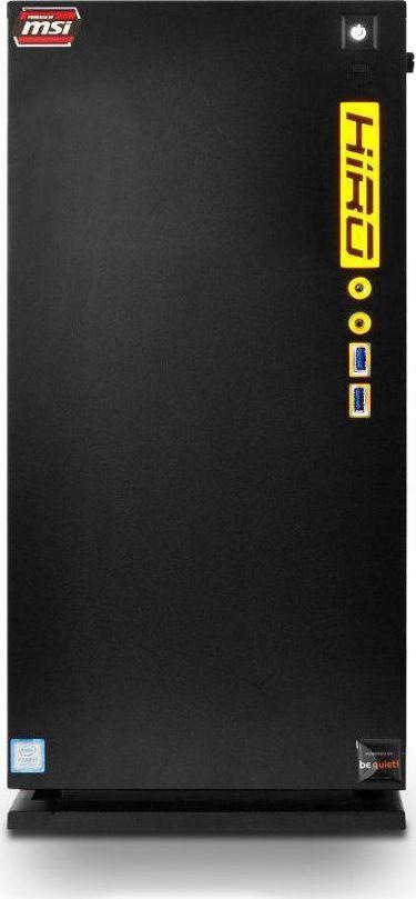 Komputer Hiro ZKG-W390M, Core i5-9600KF, 16 GB, RTX 2060, 500 GB SSD 1 TB HDD Windows 10 Home 1