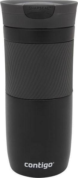 Contigo Kubek termiczny Byron 470ml Matte Black (2095663) 1