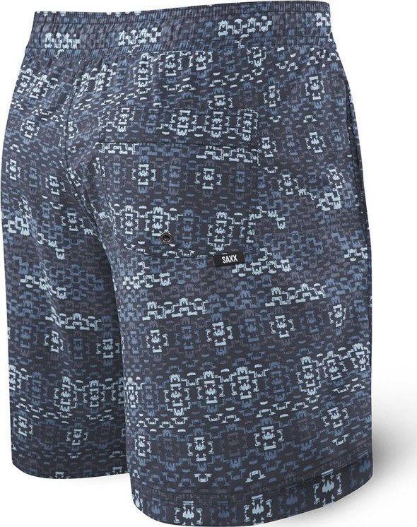 SAXX Szorty męskie Cannonball 2n1 Short Blue Waterfall r. M 1