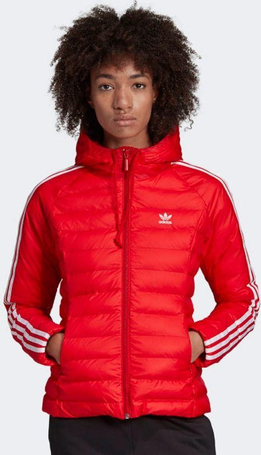 Adidas Kurtka damska Originals Slim Jacket czerwona r. 34 (ED4785) ID produktu: 6469860