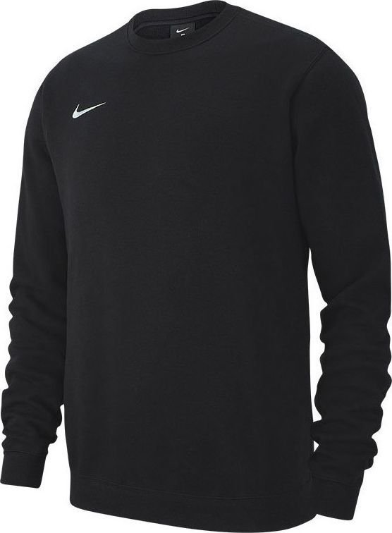 Nike Bluza dziecięca Crew Y Team Club 19 czarna r. 122 128 (AJ1545 010) ID produktu: 6469875