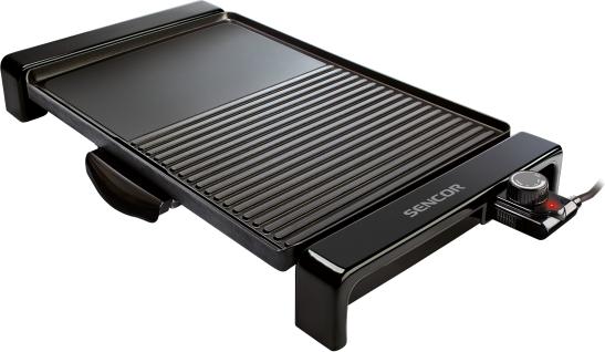 Grill elektryczny Sencor SBG 106 BK Czarny 1
