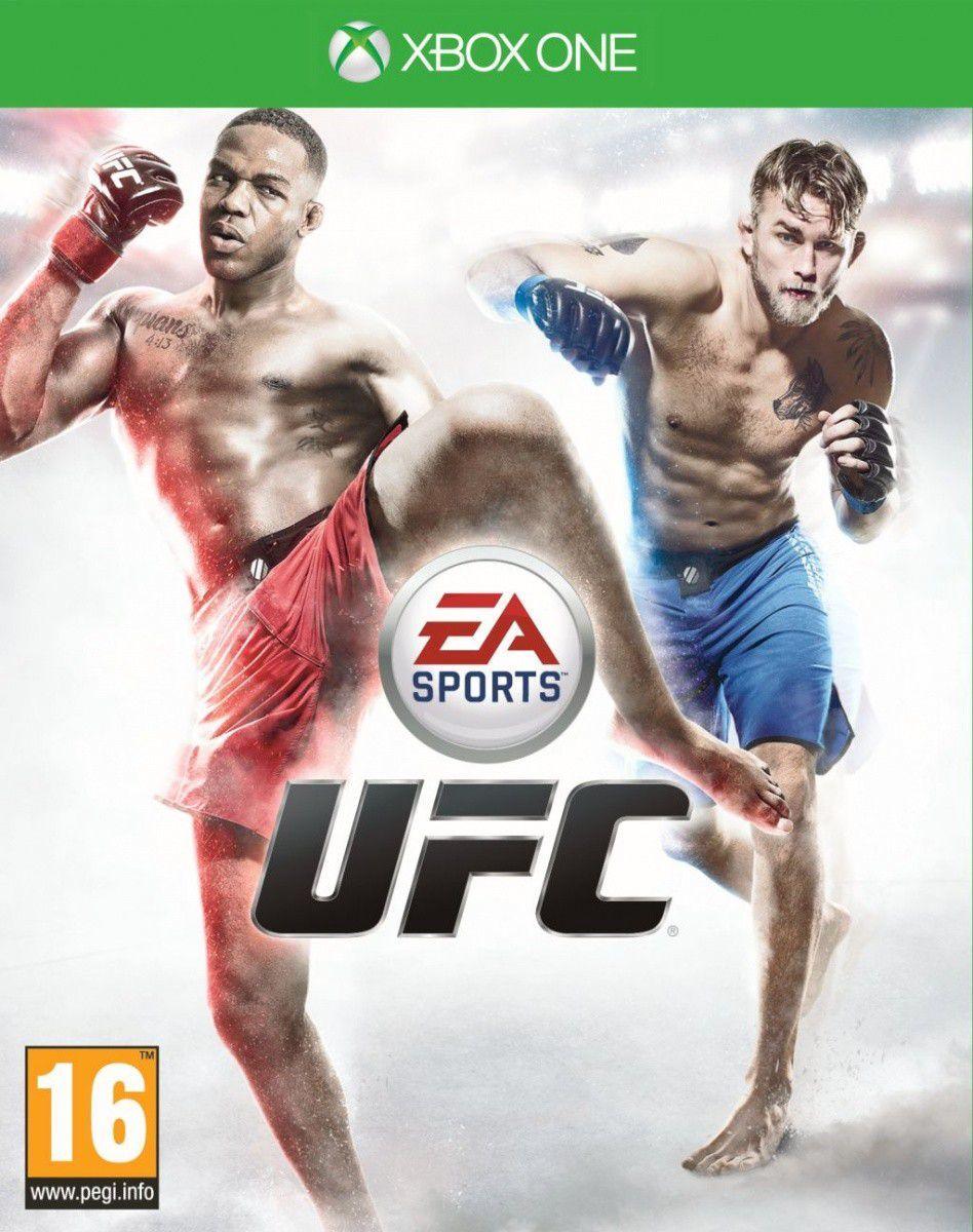 EA SPORTS UFC Xbox One 1