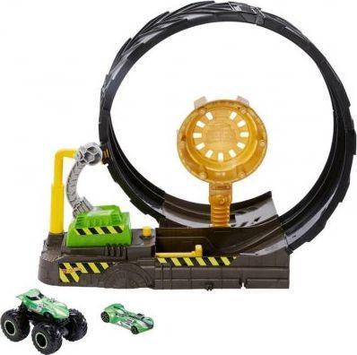 Mattel Hot Wheels Monster Trucks Pętla zestaw (GKY00) 1