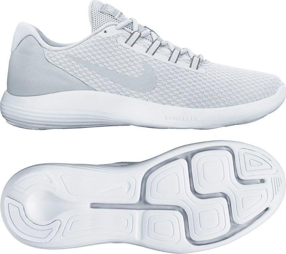 Nike Buty męskie Nike Lunarconverge białe 852462 100 41 ID produktu: 6475411