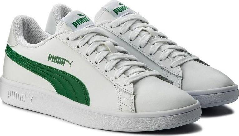 Puma Buty męskie Puma Smash v2 L biało zielone 365215 03 42 ID produktu: 6475418