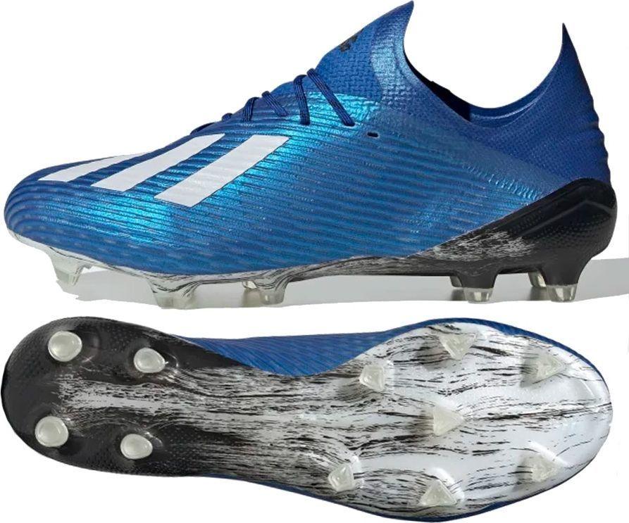 Adidas Buty adidas X 19.1 FG EG7126 EG7126 niebieski 42 ID produktu: 6478468