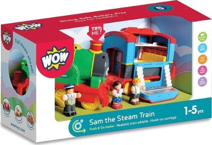 Smily Play Sam lokomotywa 1