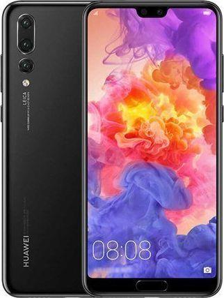 Smartfon Huawei P20 Pro 128 GB Czarny  (6901443214631) 1