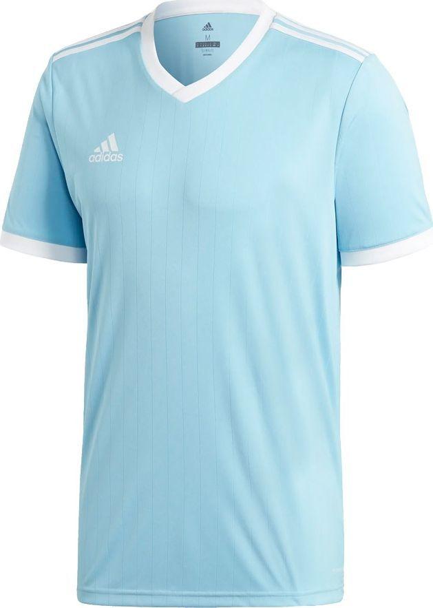 Adidas Koszulka adidas Tabela 18 JSY CE8943 CE8943 niebieski 140 cm ID produktu: 6481672