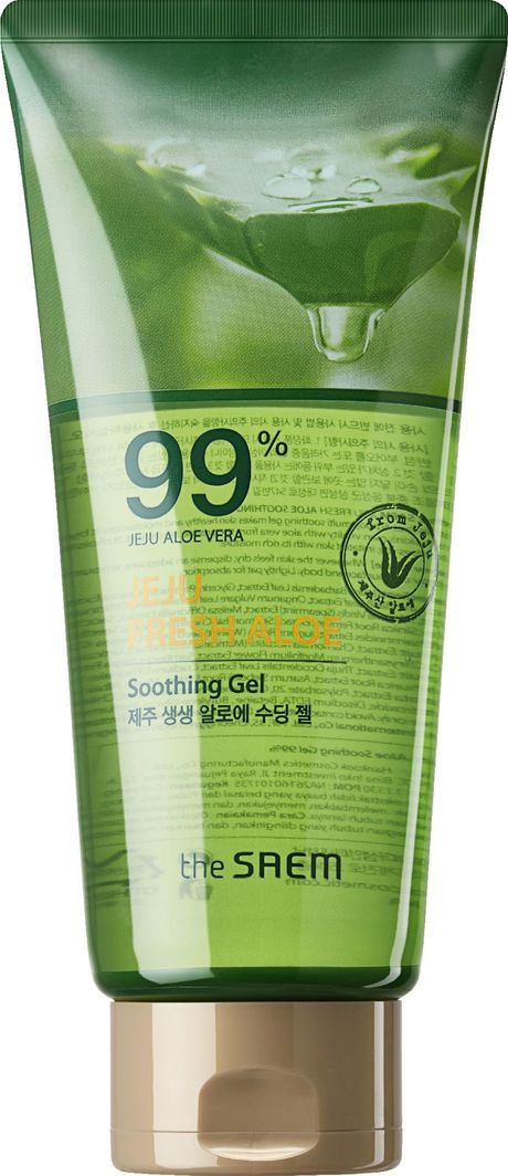 SAEM Żel do ciała Jeju Fresh Aloe Soothing Gel 99% 300ml 1