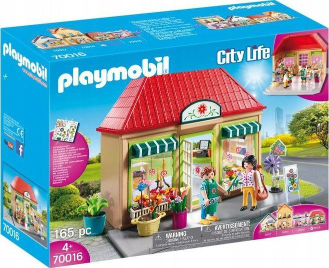 Playmobil Moja kwiaciarnia (70016) 1