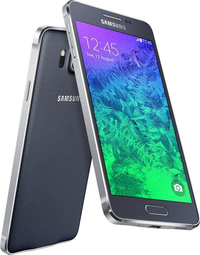 Smartfon Samsung 32 GB Czarny  (SM-G850FZKEXEO) 1