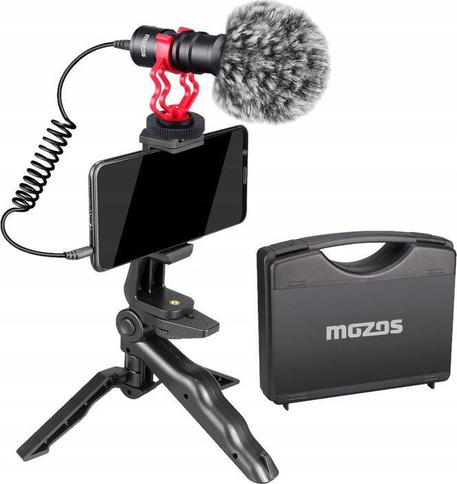 Mikrofon Mozos DSLR MKIT-600PRO 1