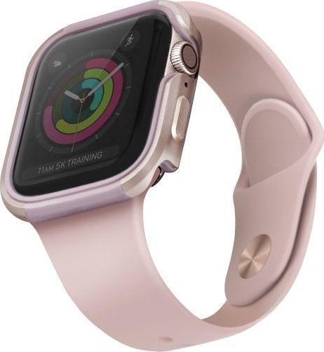 Uniq UNIQ etui Valencia Apple Watch Series 5/ 4 40MM różowo-złoty/blush gold pink 1