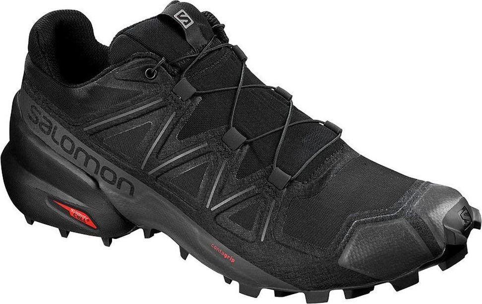 Salomon Buty Meskie Speedcross 5 Czarne R 47 1 3 406840 W Sklep Presto Pl