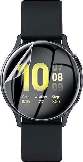 Alogy Folia hydrożelowa x3 Alogy Hydrogel do Galaxy Watch Active 2 44mm uniwersalny 1