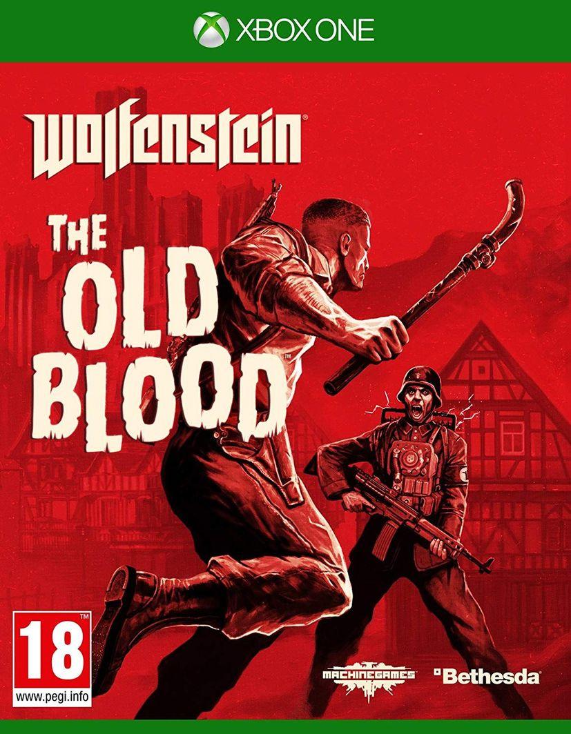 Wolfenstein The Old Blood PL/ES Xbox One 1
