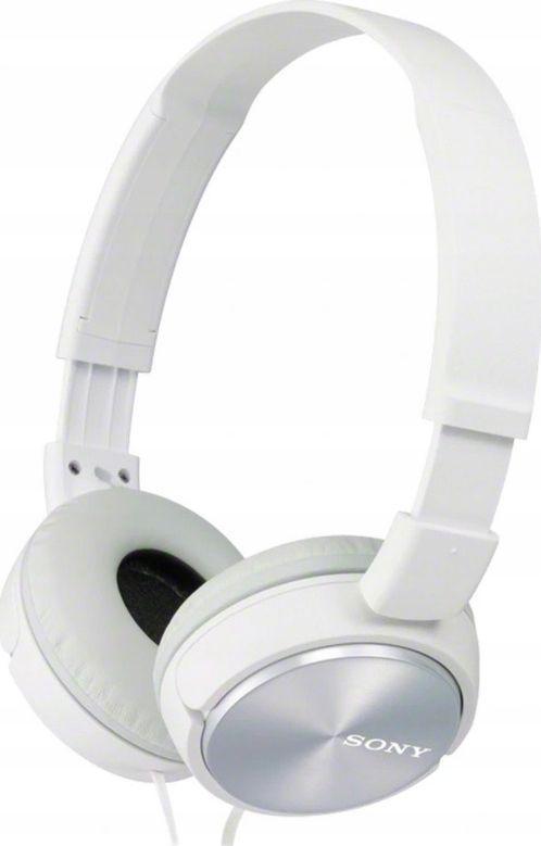 Słuchawki Sony MDR-ZX310APW 1