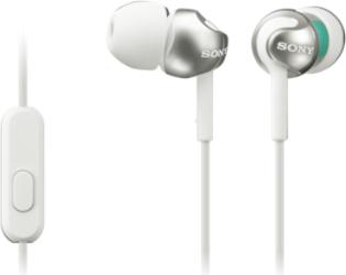 Słuchawki Sony MDR-EX110LPW 1