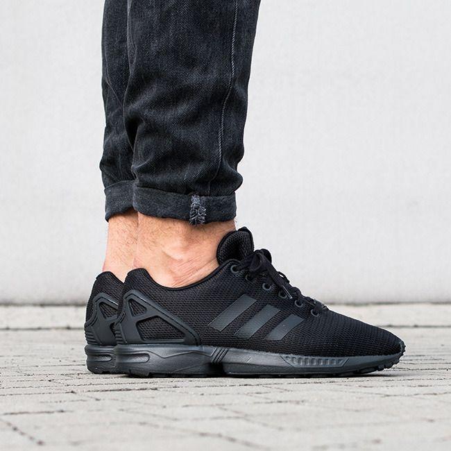 Adidas Buty męskie ZX Flux czarne r. 41 (S32279) ID produktu: 6500867